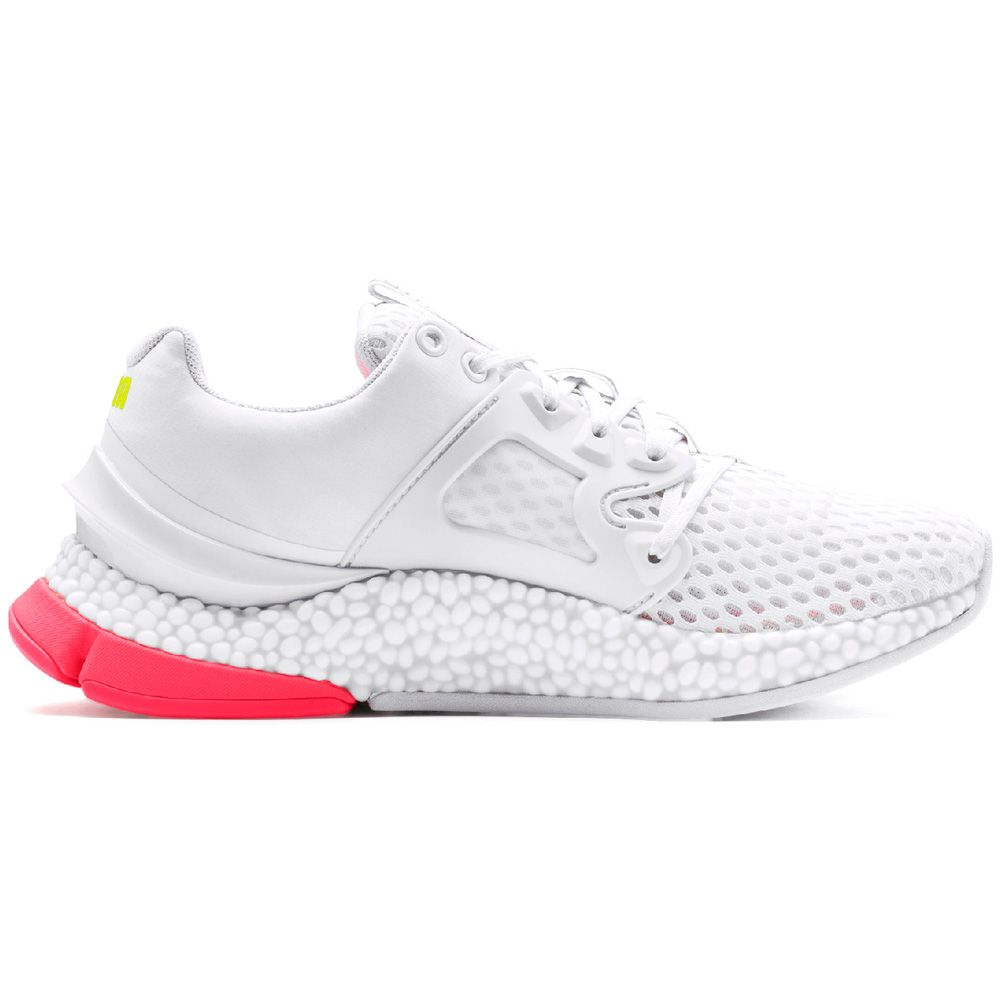 Puma - Hybrid Sky Wns Fitness Shoes Women puma white pink alert yellow