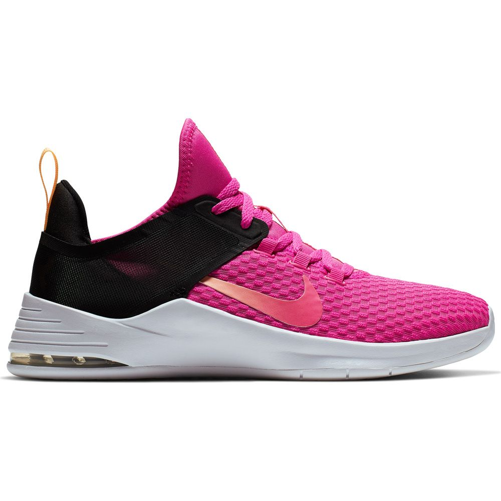 Nike Air Max Bella TR 2 Training Shoes Women laser fuchsia melon tint black