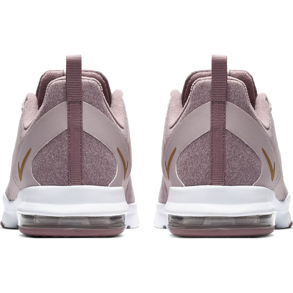 Nike Air Bella TR AMP Fitness Shoes Women plum dust plum chalk bordeaux metallic gold