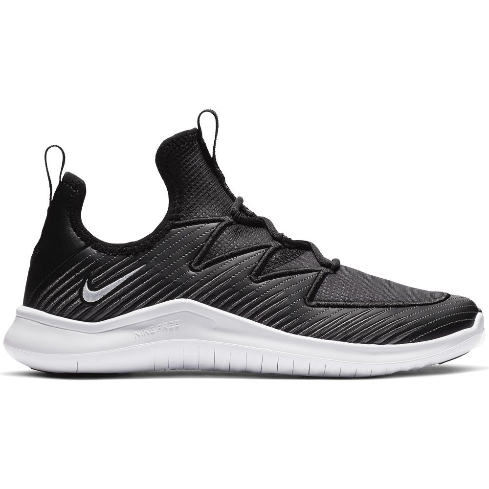 Nike Free TR 9 Trainingsschuhe Damen black white anthracite