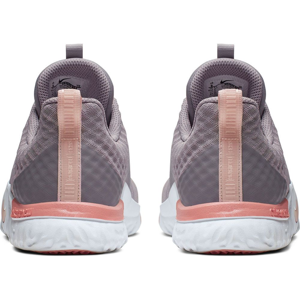 lila Cargado traducir  Nike - Renew In-Season TR 9 Training Shoe Women atmosphere grey echo at  Sport Bittl Shop
