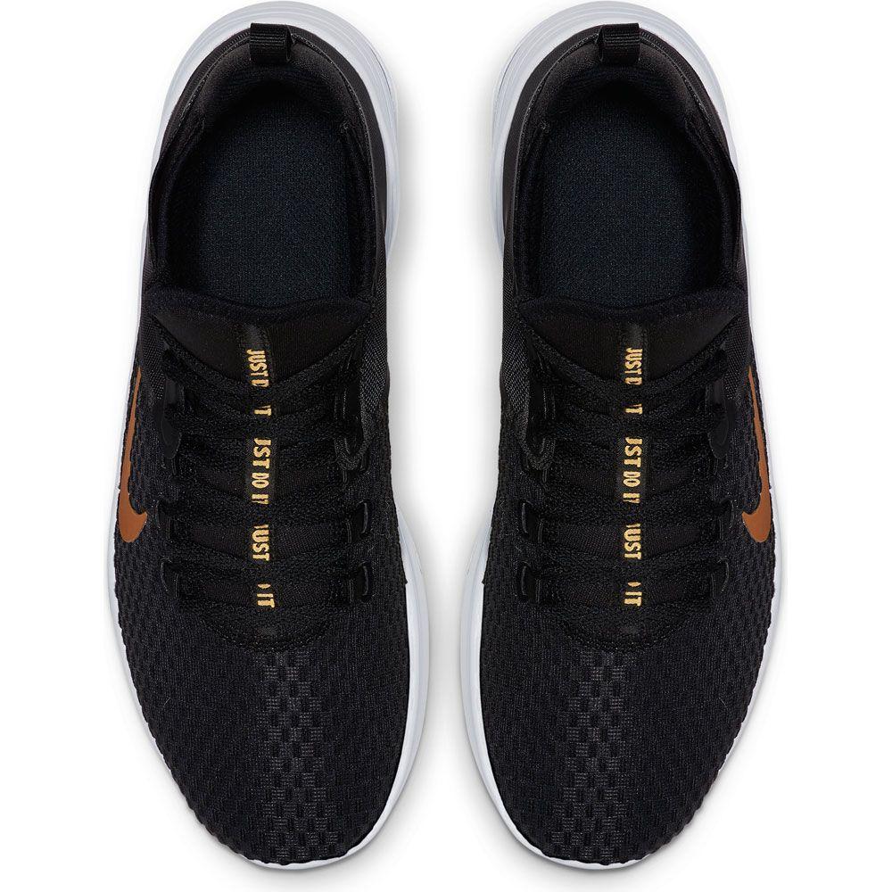 Nike Air Max Bella TR 2 Training Shoes Women black metallic gold