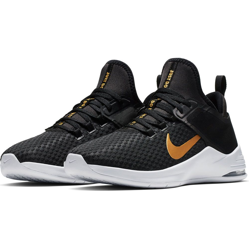 famous brand wholesale sales really cheap Nike - Air Max Bella TR 2 Training Shoes Women black metallic gold