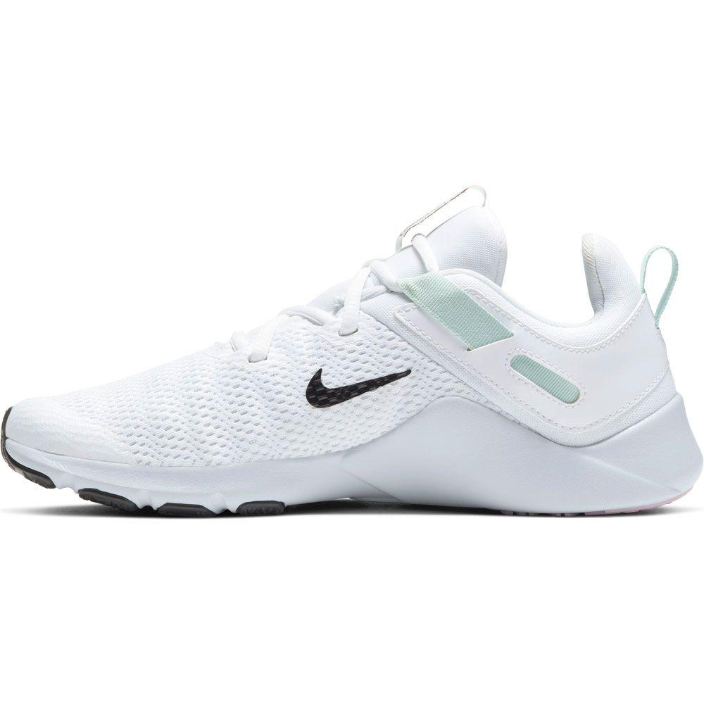 Bolsa tocino País de origen  Nike - Legend Essential Trainings Shoes Women white black pistachio frost  at Sport Bittl Shop