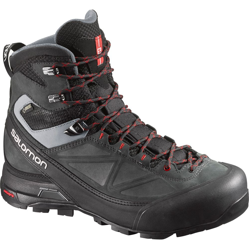 Salomon X ALP MTN GTX® Men black asphalt at Sport Bittl Shop