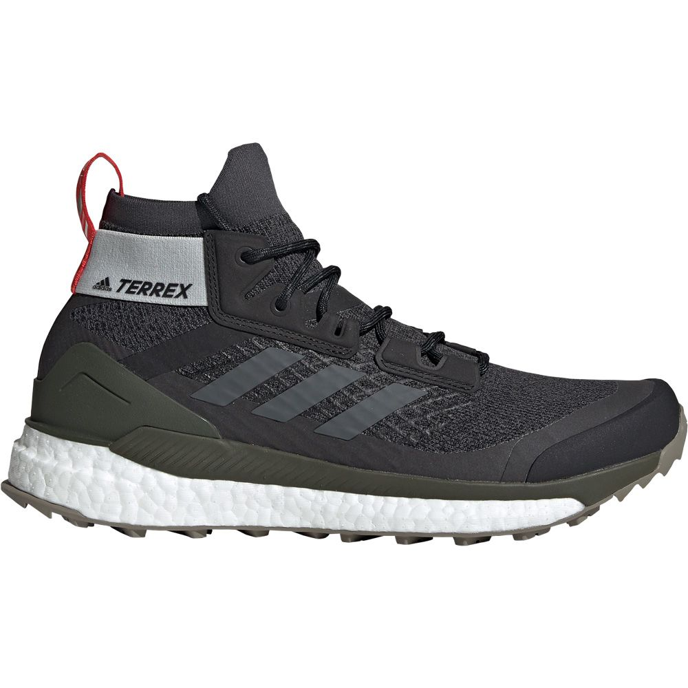adidas Terrex Free Hiker Shoes Men core black grey six