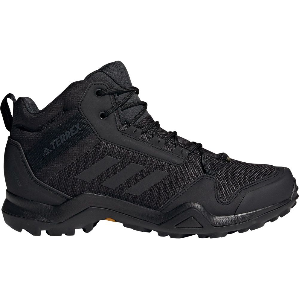 adidas Terrex AX3 Mid GTX Hiking Shoes Men core black carbon