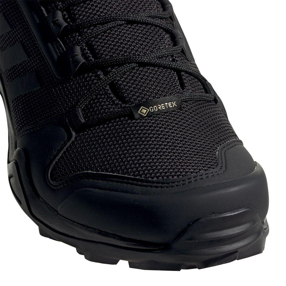 Terrex AX3 Mid GTX Hiking Shoes Men core black carbon