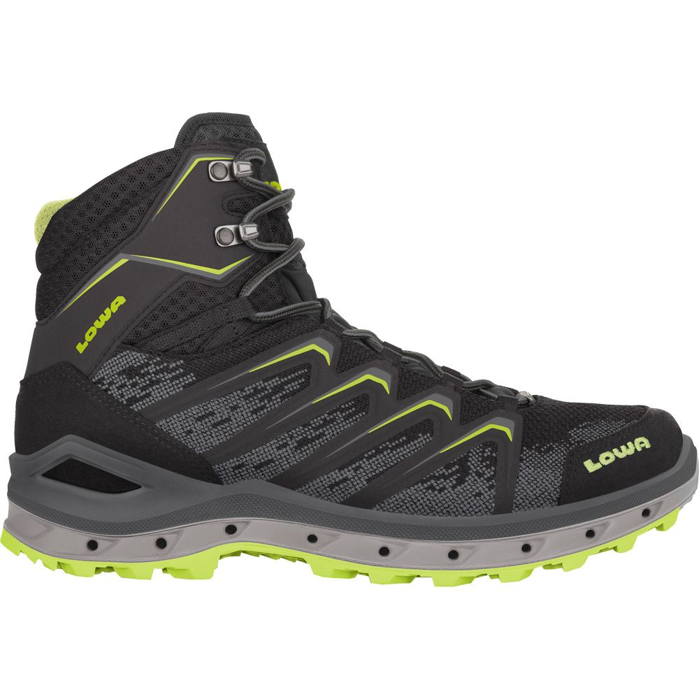 AEROX GTX MID Men black limone