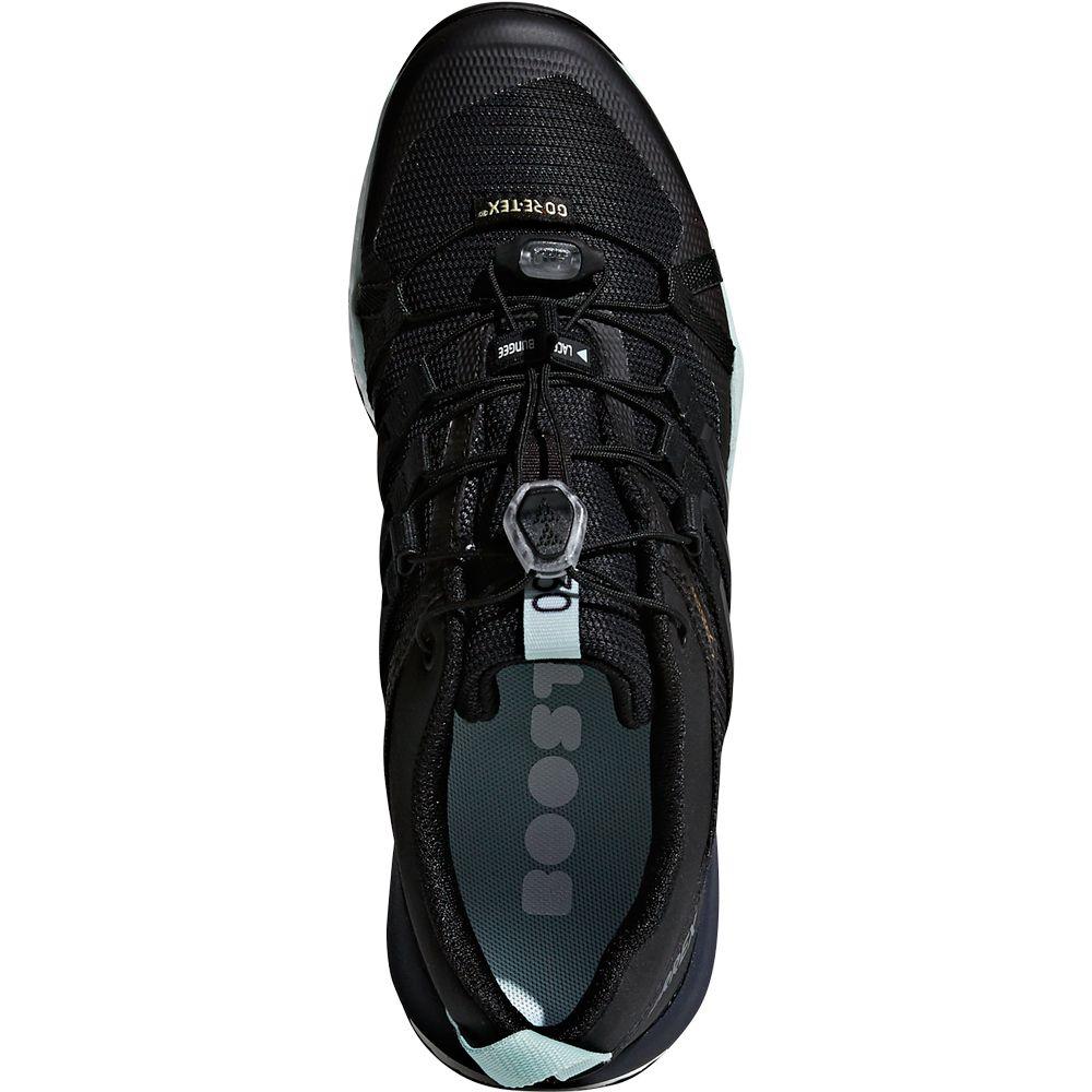 adidas Terrex Agravic Speed + Trailrunningschuhe Core Black Non Dyed Carbon | 7 (UK)