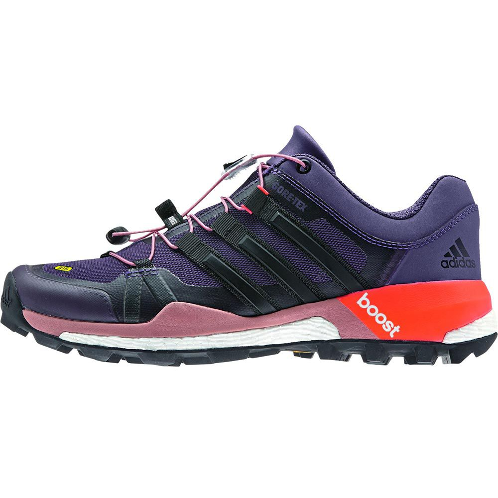 adidas - Terrex Boost GTX® Women purple at Sport Bittl Shop