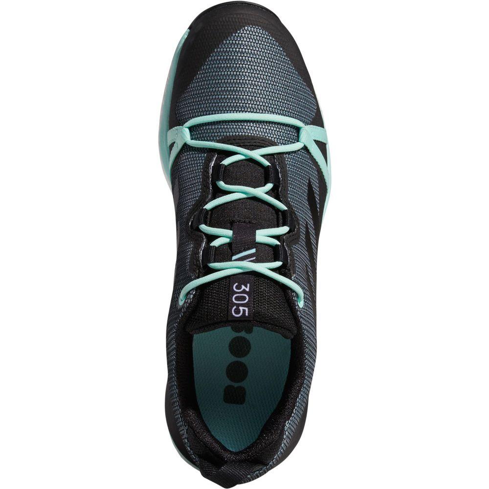 adidas Terrex Skychaser LT GTX Schuhe Damen ash grey core black clear mint