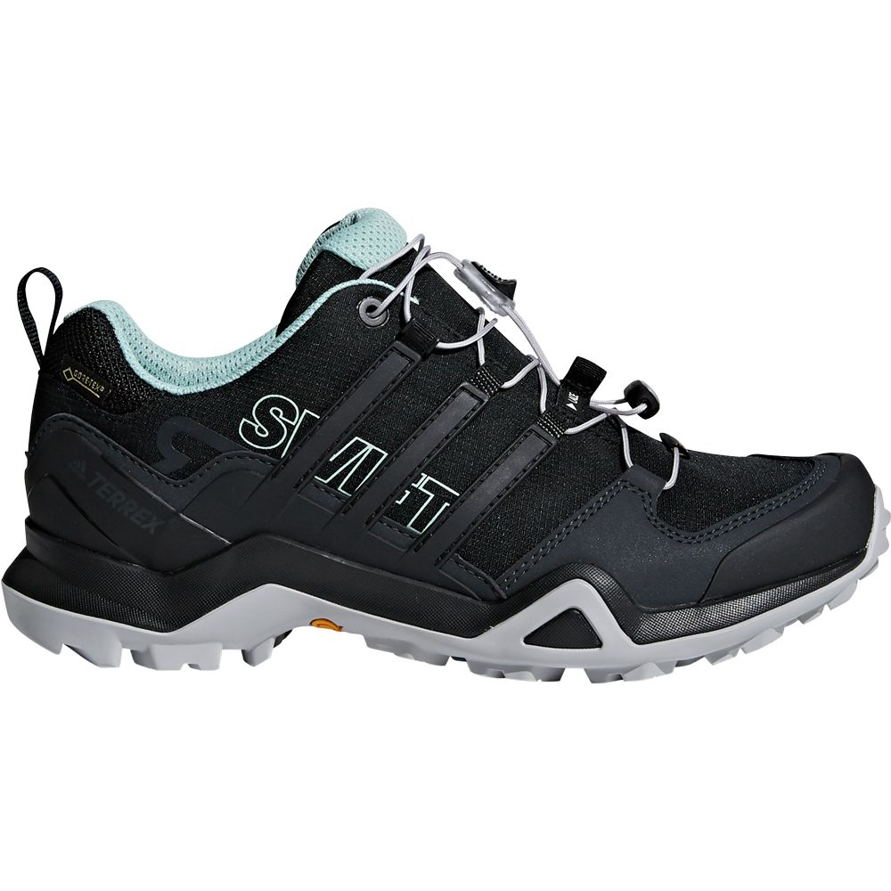 adidas - Terrex Swift R2 GTX Hiking Shoes Women core black ...