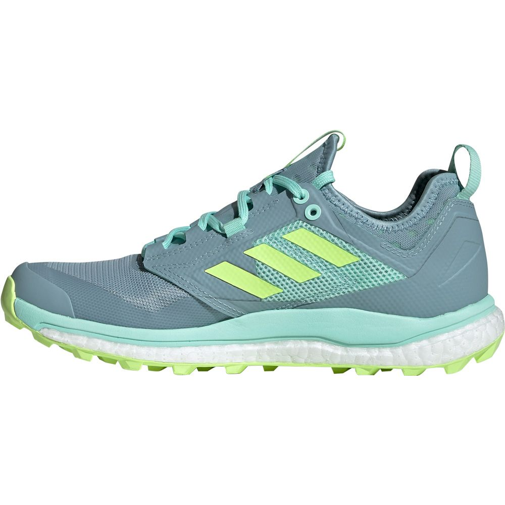 new high usa cheap sale best choice adidas - Terrex Agravic XT GTX Trail Running Shoes Women ash grey hi-res  yellow clear mint