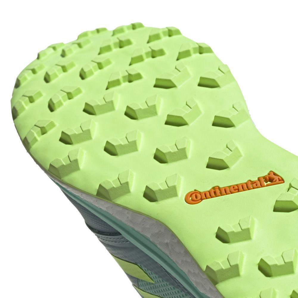 Terrex Agravic XT GTX Trailrunning-Schuhe Damen ash grey hi-res yellow clear mint