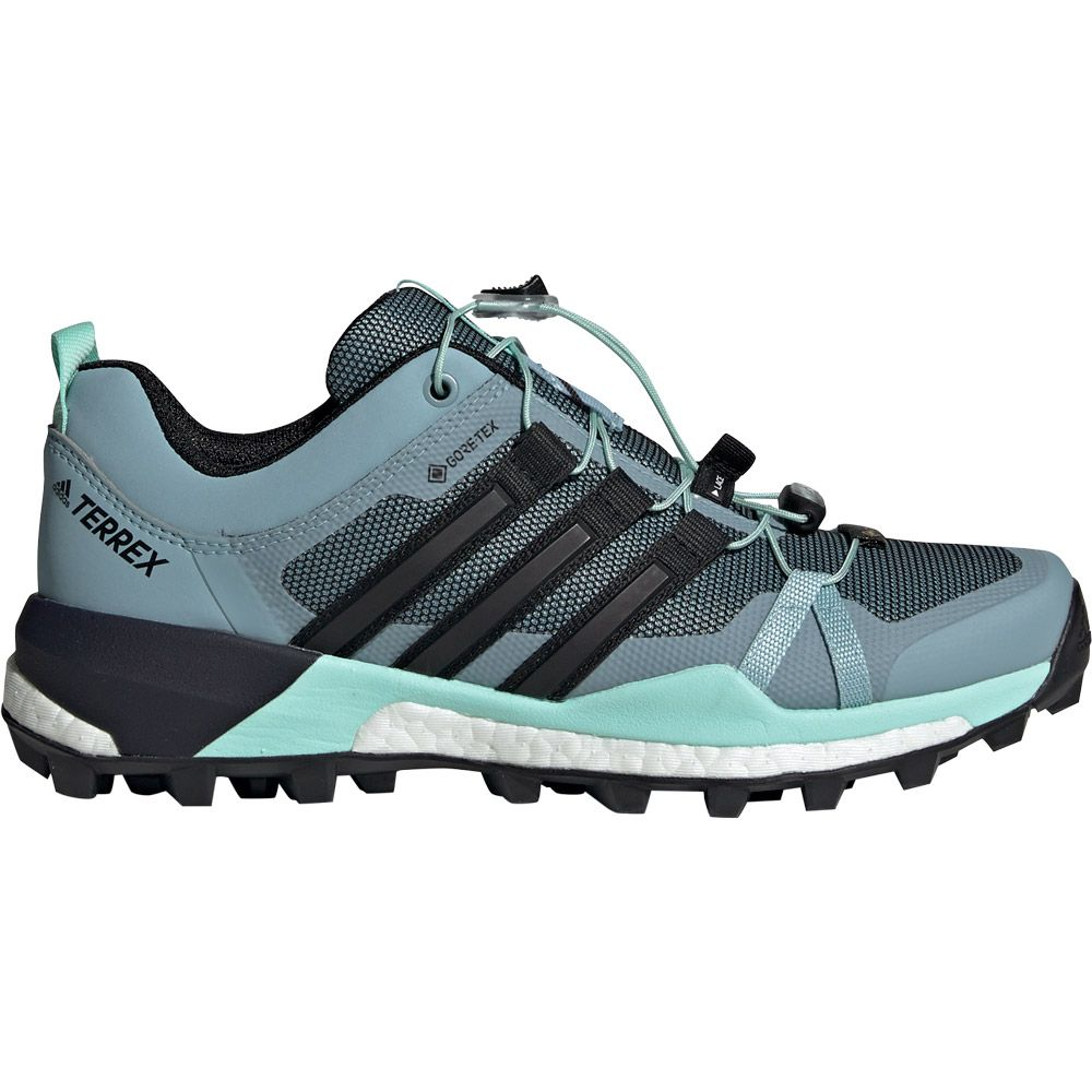 adidas - Terrex Skychaser GTX Trail Running Shoes Women ash ...