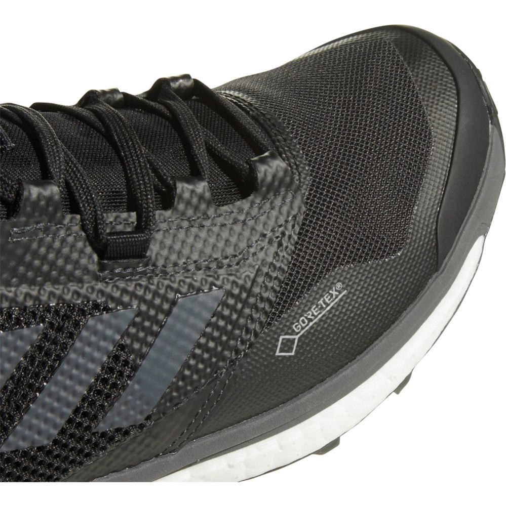Adidas Agravic GTX® Trailrunning Schuhe Damen carbon grey