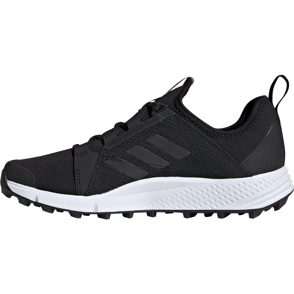 adidas agravic speed trailrunning schuhe damen core black