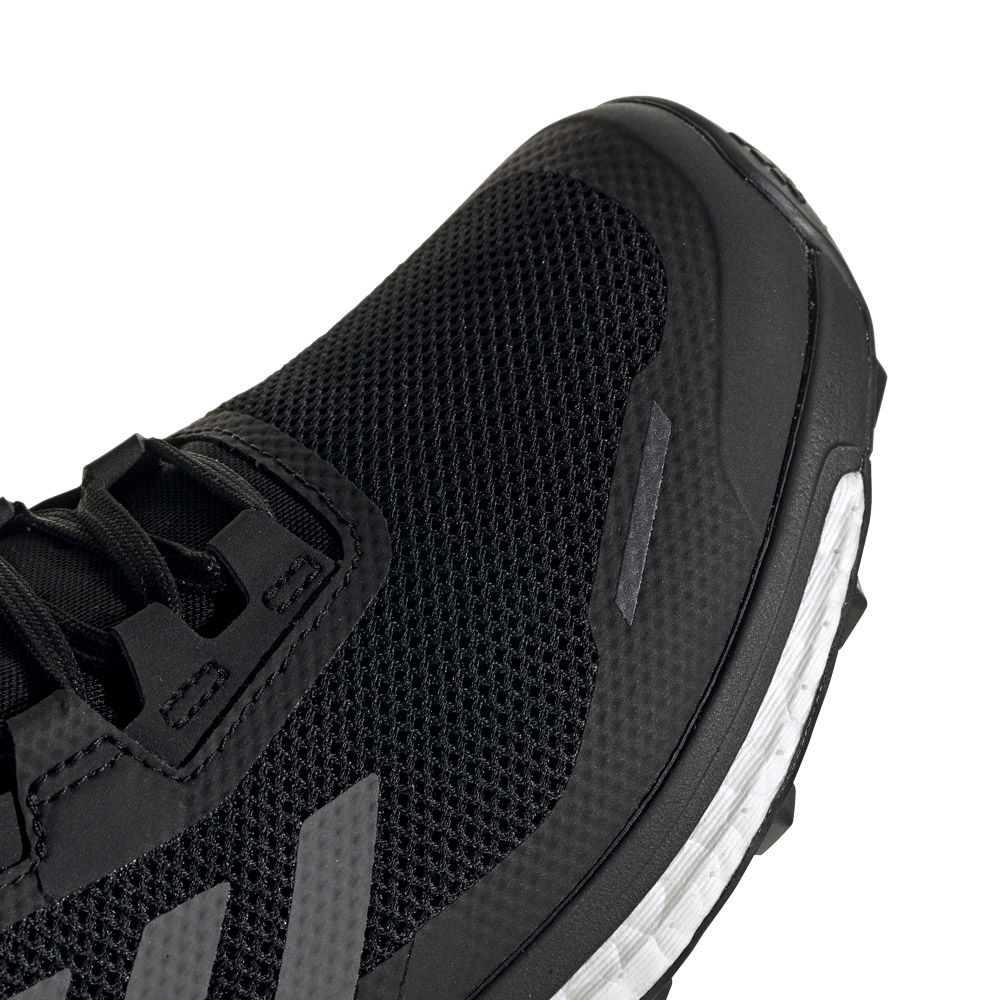 Terrex Agravic Flow GTX Trailrunning-Schuhe Damen core black grey three grey four