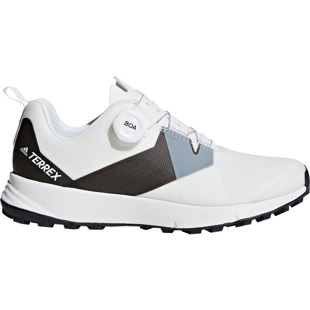 details for better wholesale outlet adidas - Terrex Two Boa W Trail-Running Schuhe Damen non-dyed transl core  black