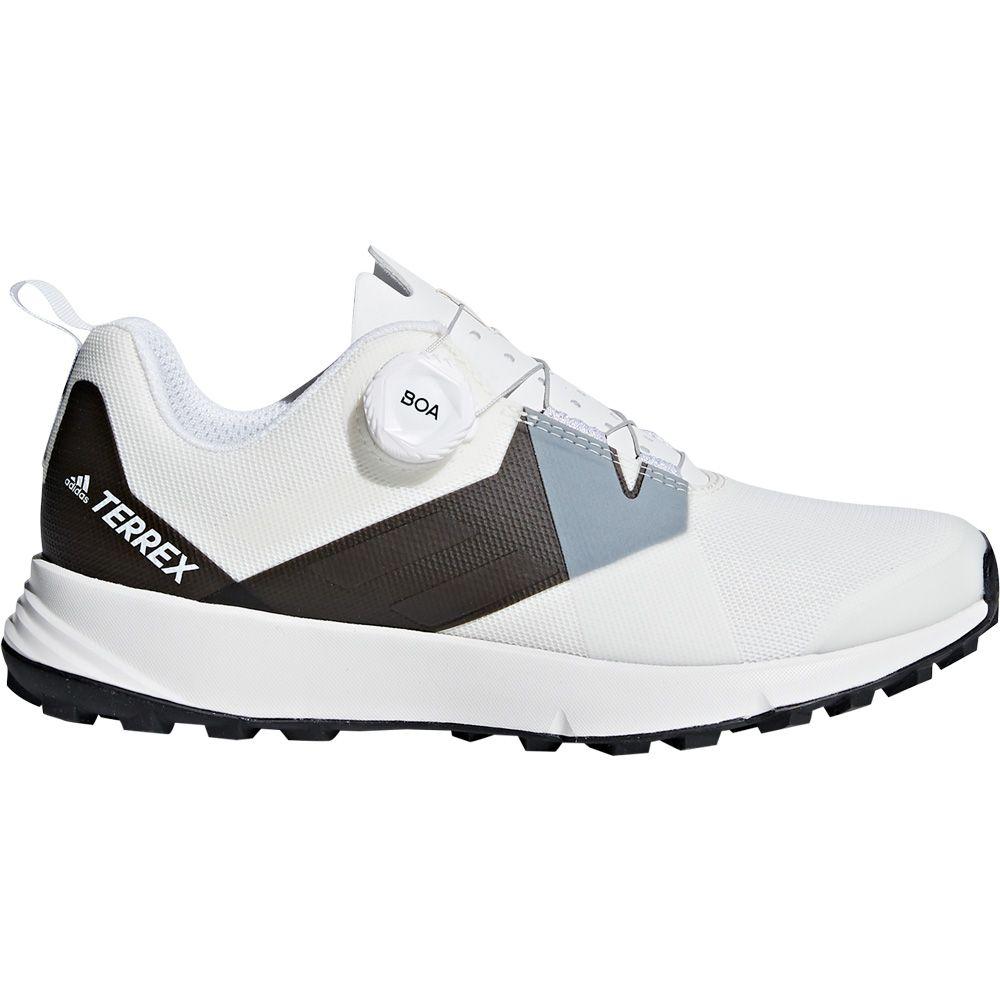 82b556ce3 adidas Terrex Two Boa W Trail Running Shoes Women non-dyed transl core black