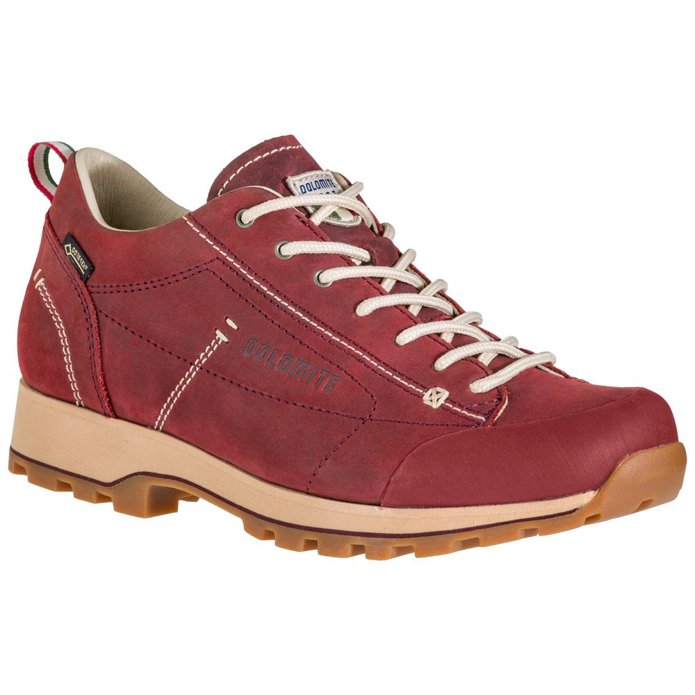 Cinquantaquattro LO FG GTX® Women burgundy red