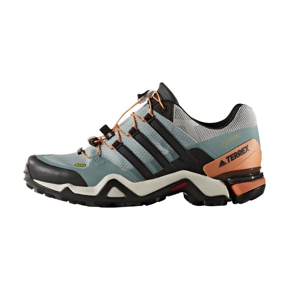adidas Terrex Fast R GTX Women tactile green at Sport