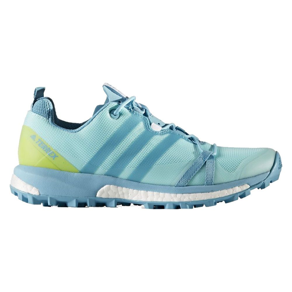 new concept ee529 8a5be adidas Terrex Agravic Women clear aqua