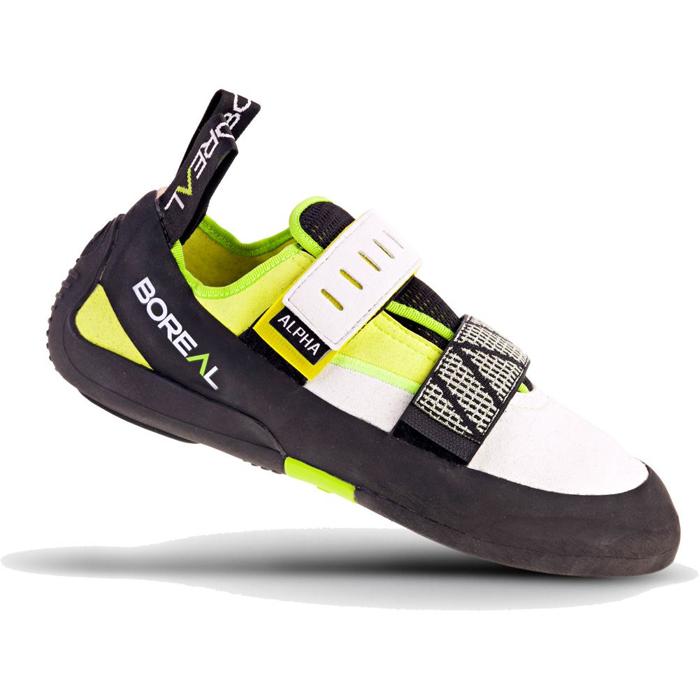Alpha Climbing Shoe Women yellow