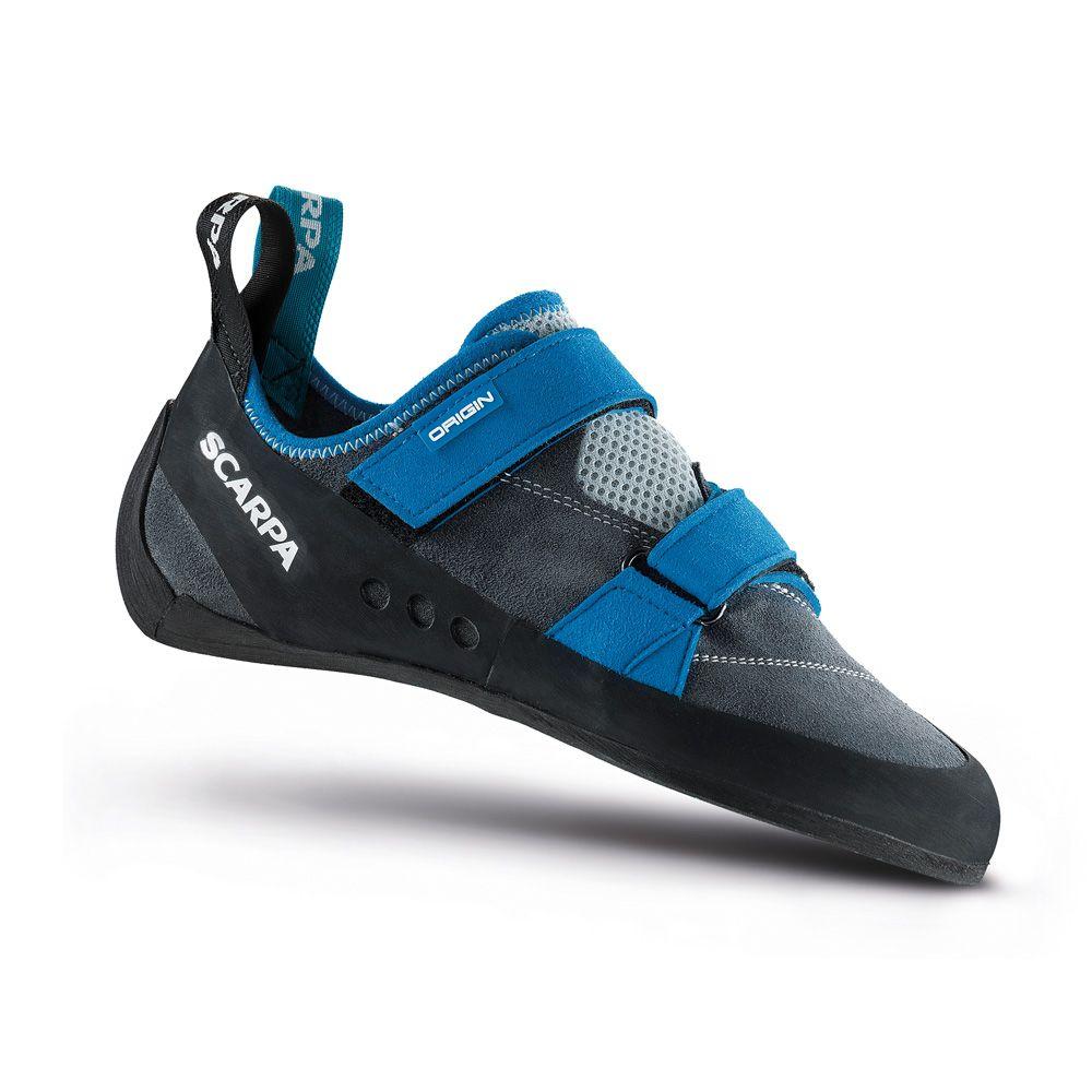Origin Climbing Shoe blue