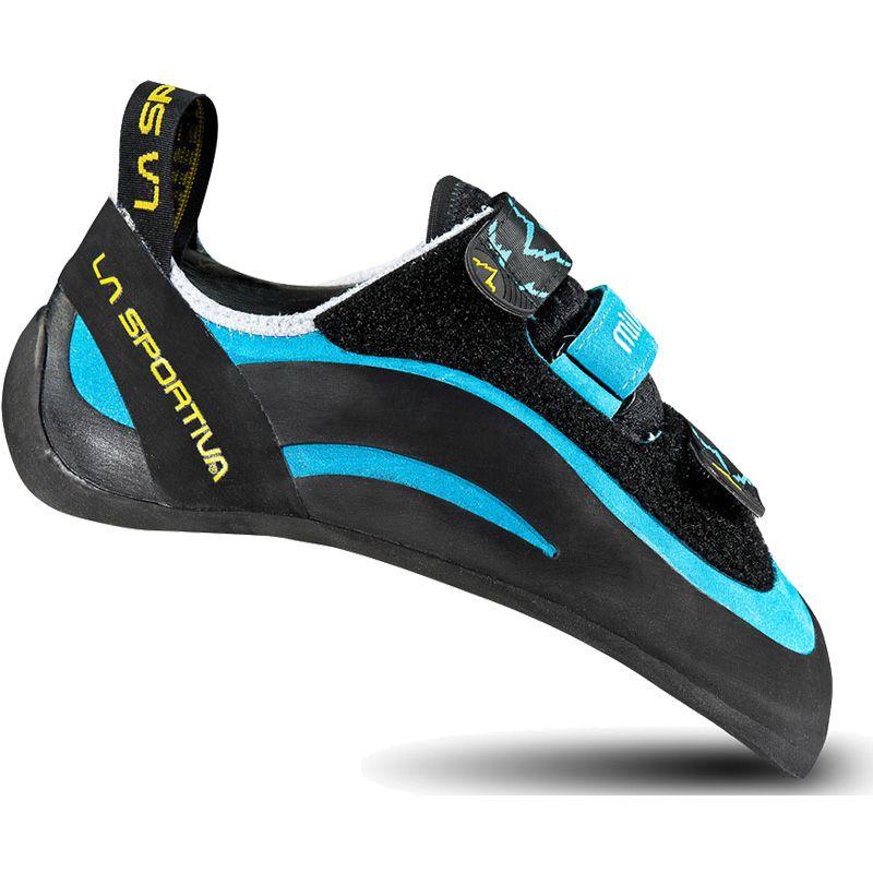 Miura Velcro Kletterschuh Damen blau