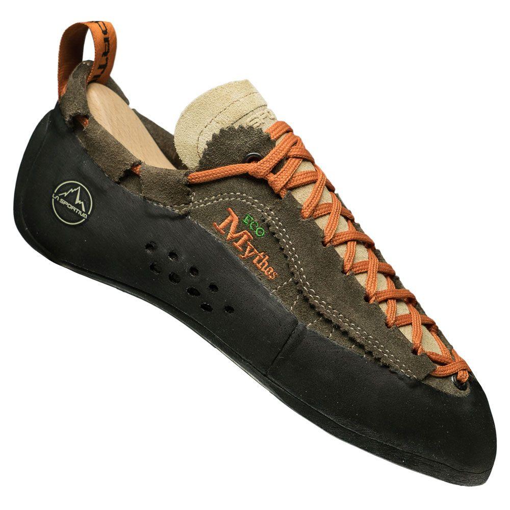 Mythos Eco Climbing Shoe taupe