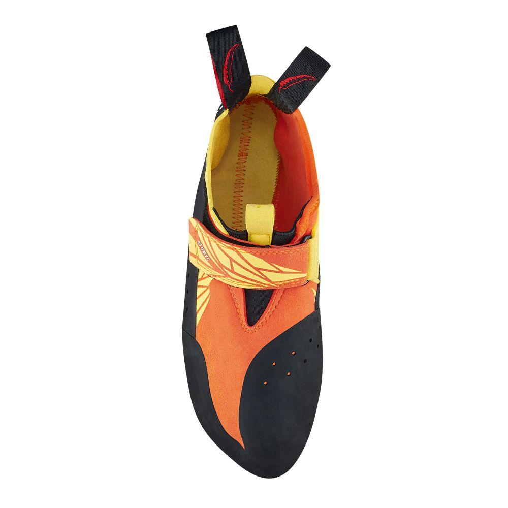Atomyc Climbing Shoe orange