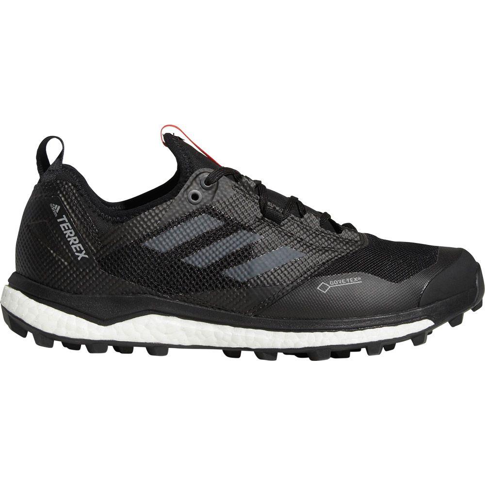 adidas Terrex Agravic XT GTX Trailrunning Shoes Men core black grey five