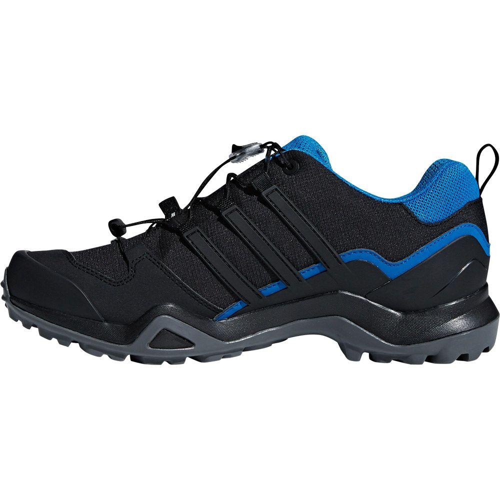 adidas Terrex Swift R2 Hiking Shoes Men core black bright blue