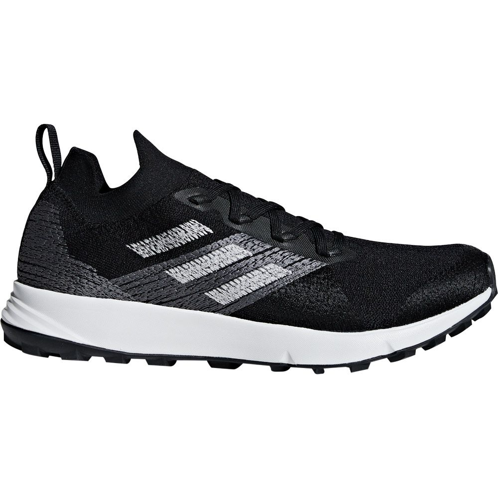 adidas Terrex Two Parley Schuh Trail Running Schuhe Herren core black grey two crystal white