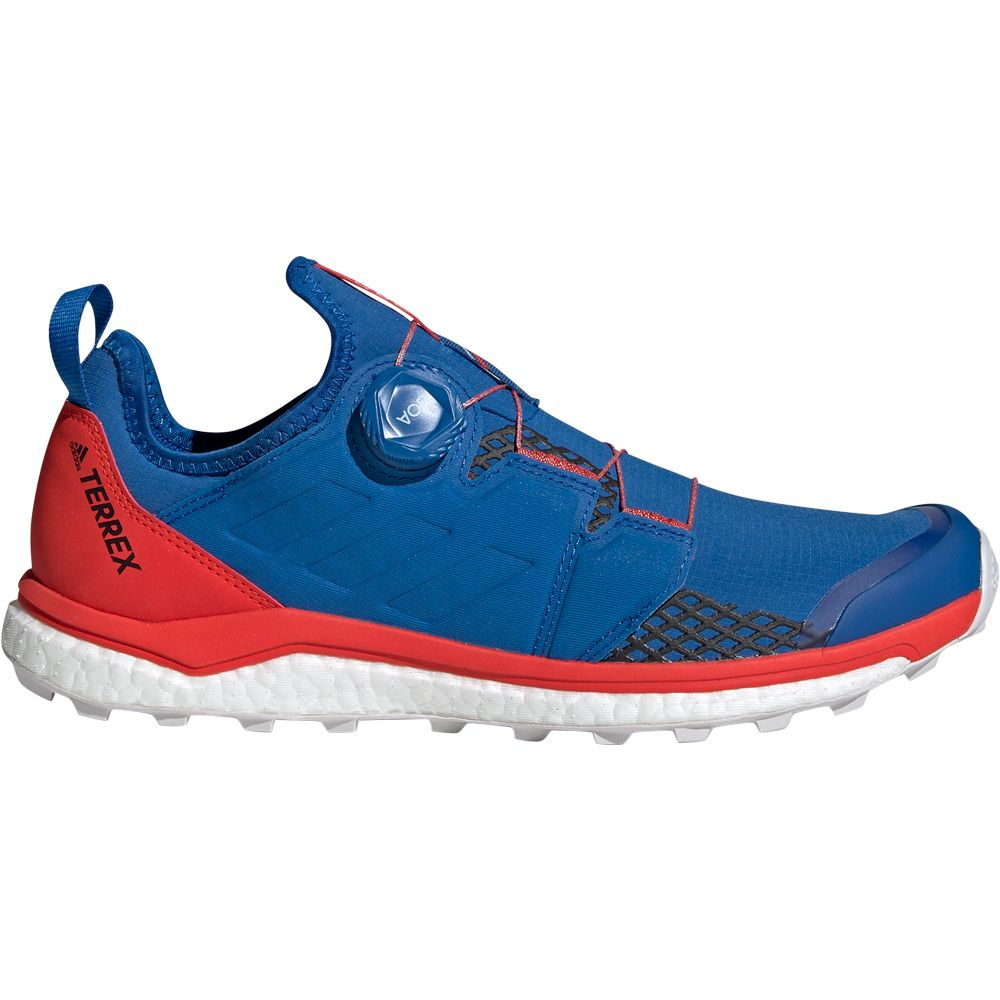 wholesale dealer 6aa9e 827b5 adidas - Terrex Agravic Boa Trailrunning-Schuhe Herren blue beauty core  black active r