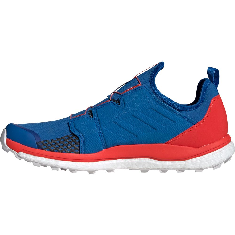 adidas Terrex Agravic Boa Trail Running Shoes Men blue