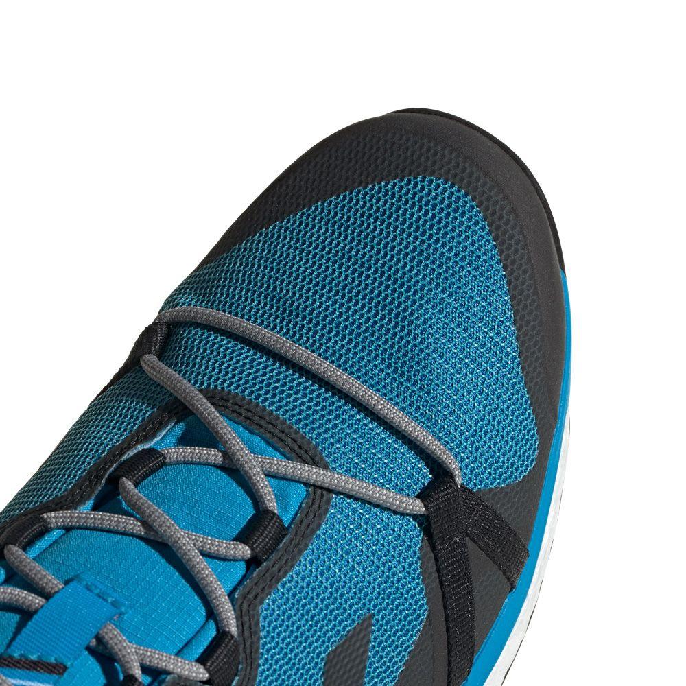 adidas Terrex Skychaser LT GTX Trailrunning Schuhe Herren shock cyan core black acti