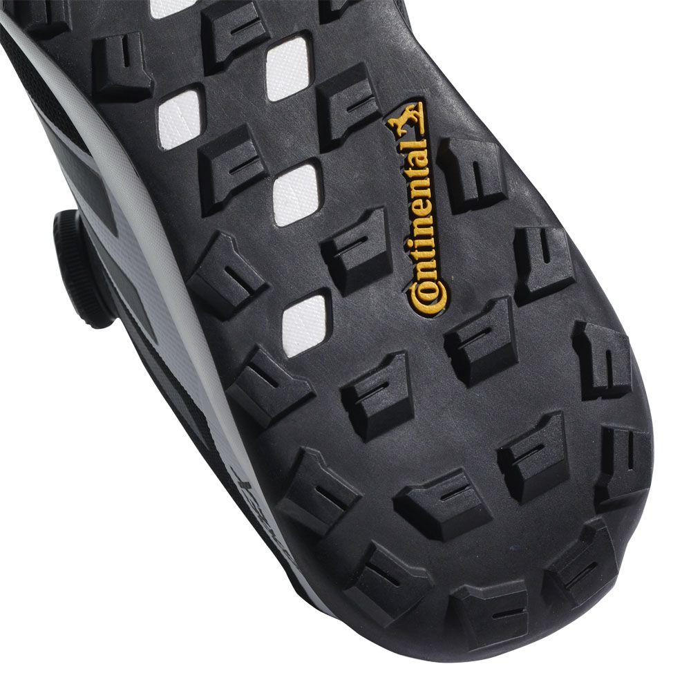 Terrex Two Boa Trail Running Shoes Men core black grey four footwear white