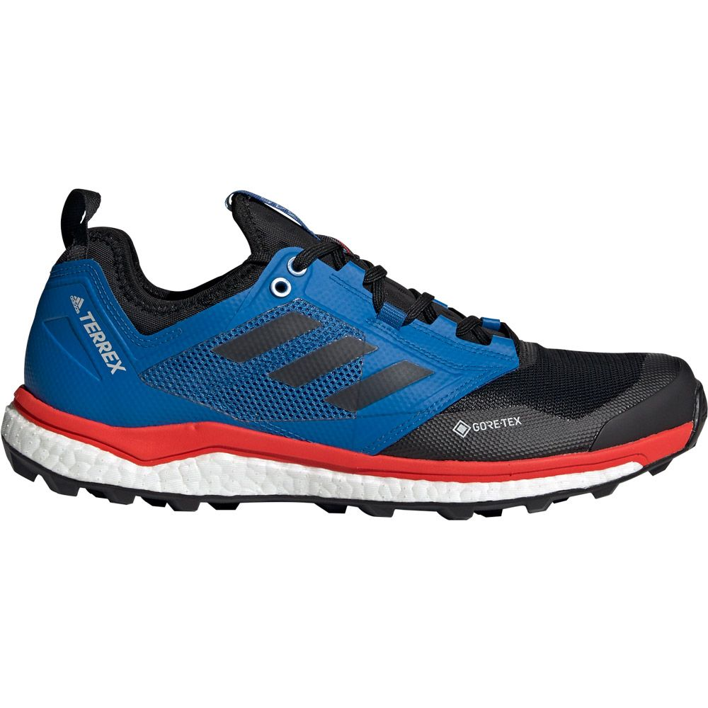 the latest bba67 6fcfe adidas - Terrex Agravic XT GTX Trailrunning-Schuhe Herren core black blue  beauty