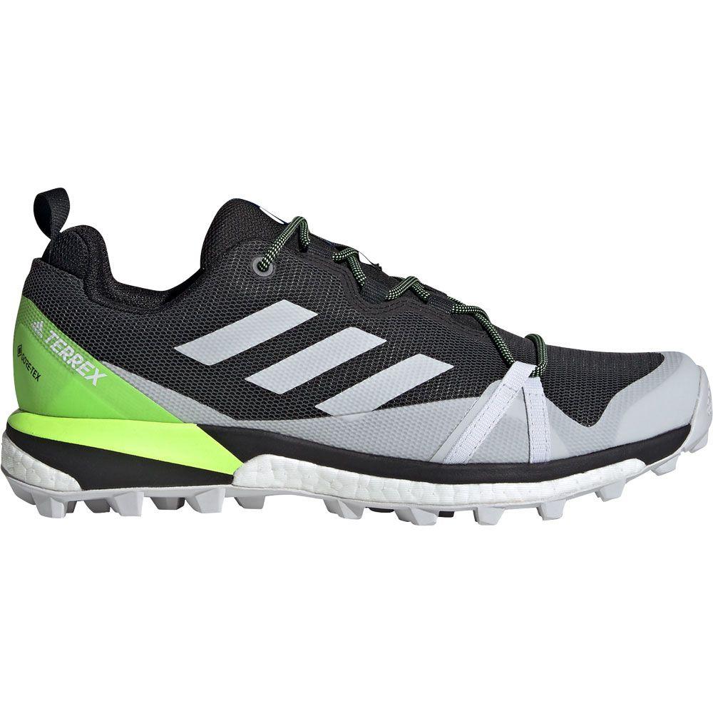 arrendamiento mármol Propuesta  adidas - Terrex Skychaser LT Gore-Tex Hiking Shoes Men core black dash grey  signal green at Sport Bittl Shop