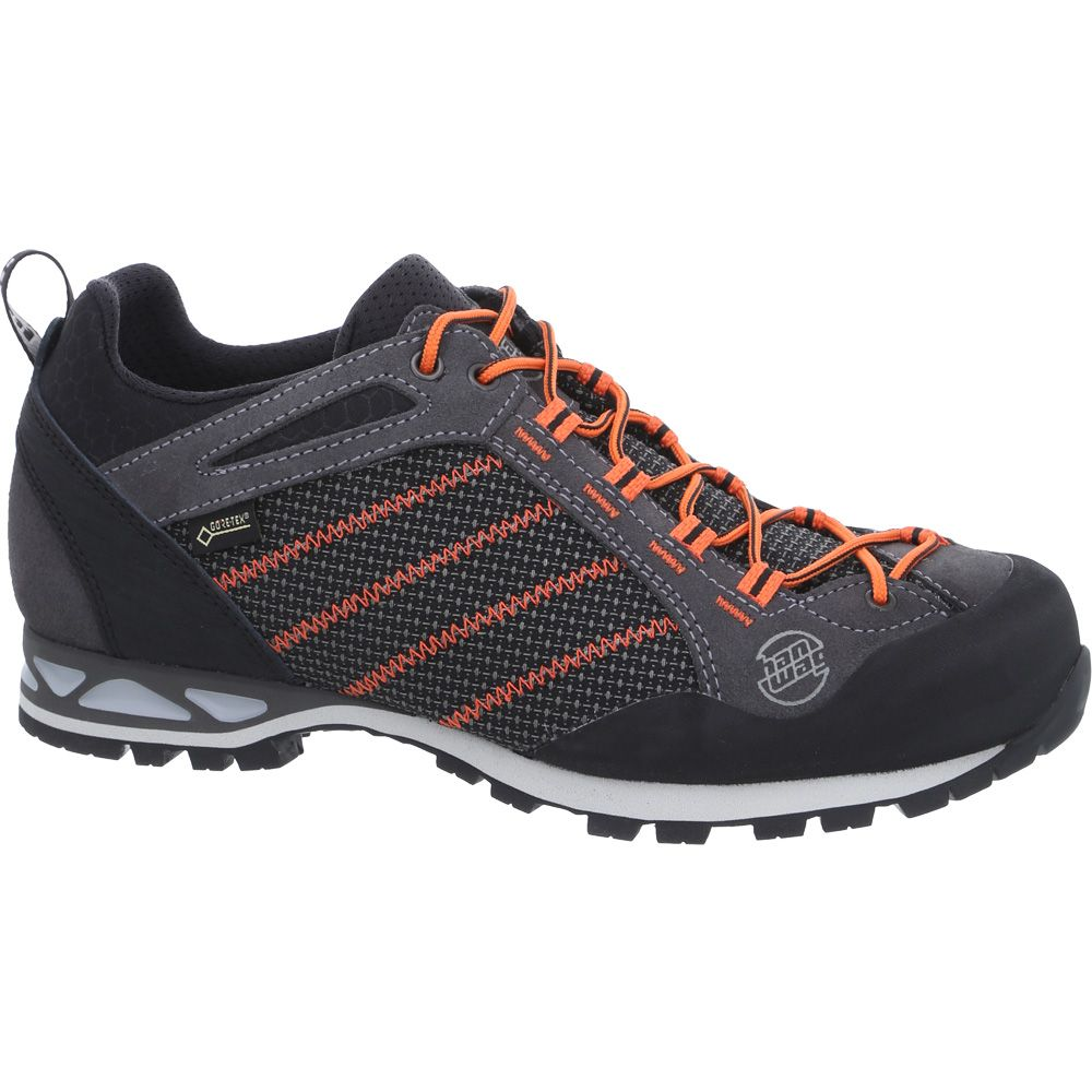 Makra Low GTX Men asphalt orange