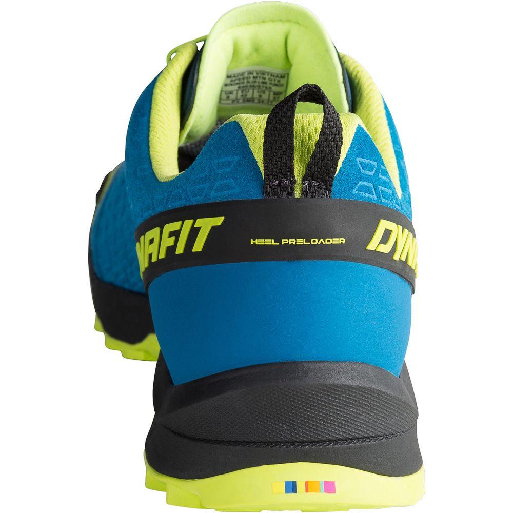 Speed MTN GTX Hiking Shoes Men mykonos blue lime punch