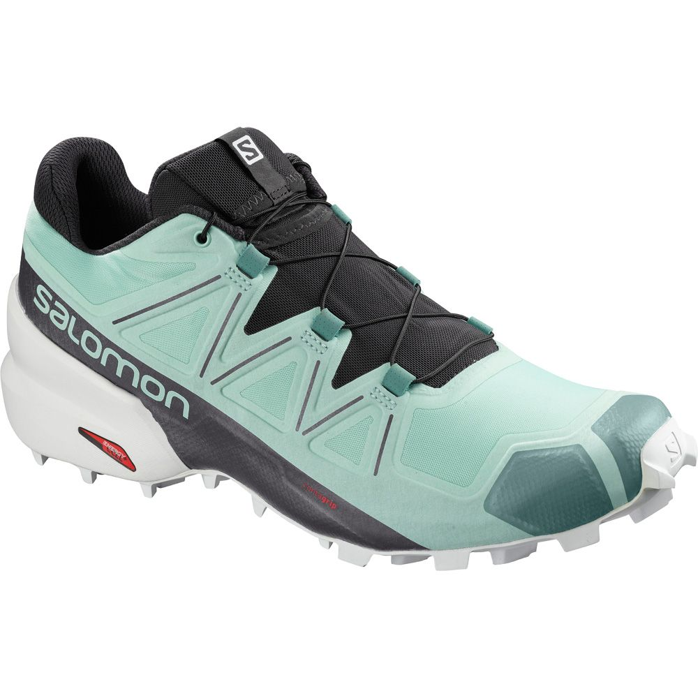 online retailer 1dde7 49a3d Salomon - Speedcross 5 Men eggshell blue white phantom