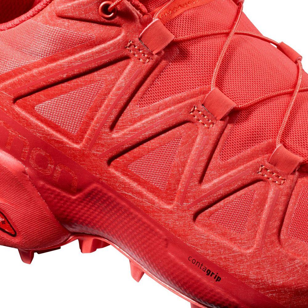 Salomon Speedcross 5 Men high risk red barbados cherry barb