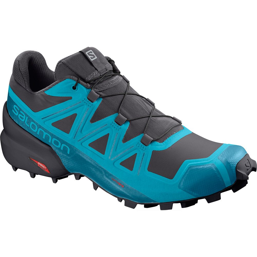 Salomon Speedcross 5 Herren phantom caneel bay black