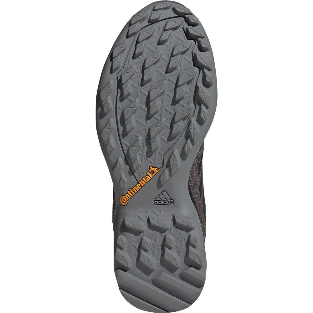 Terrex AX3 Mid GTX Wanderschuhe Damen grey five core black clear mint
