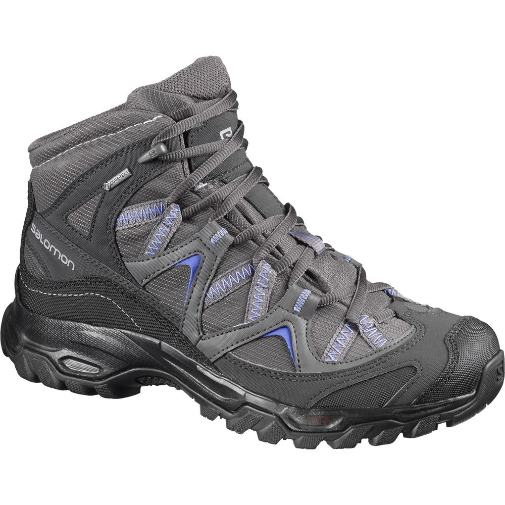 Salomon Shindo MID GTX® Women grey purple