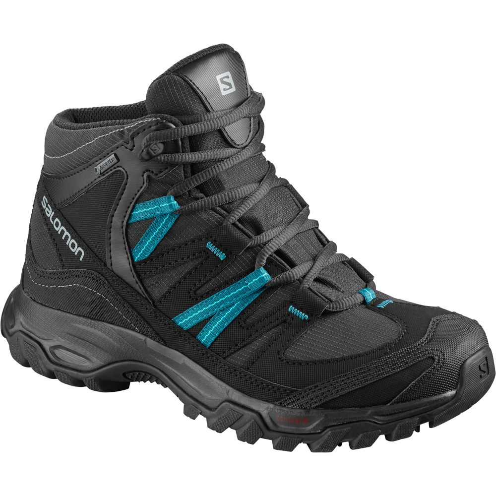 Schuhe Mudstone Mid 2 GTX® Damen phantom black